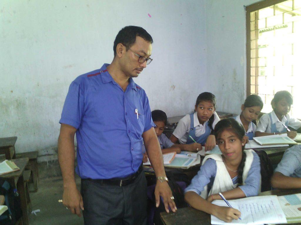 Faculty Members at School