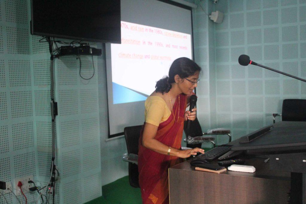 Speaker: Mrs. Sujata Borthakur, Deptt. of Mathematics